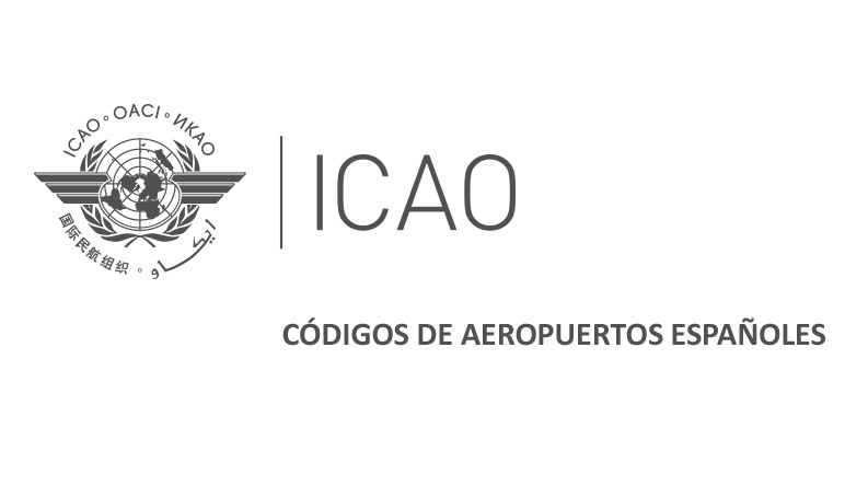 Códigos OACI aeropuertos
